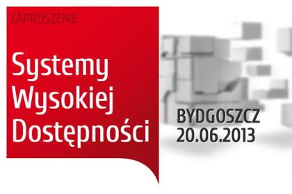 Systemy Wysokiej Dostępności – 20.06.2013